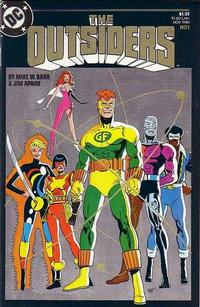 Cover Thumbnail for The Outsiders (DC, 1985 series) #1