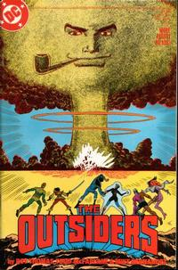 Cover Thumbnail for The Outsiders (DC, 1985 series) #2