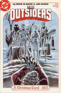 Cover Thumbnail for The Outsiders (DC, 1985 series) #5