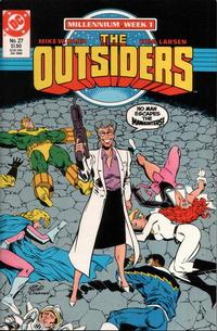 Cover Thumbnail for The Outsiders (DC, 1985 series) #27