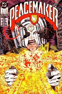 Cover Thumbnail for Peacemaker (DC, 1988 series) #1