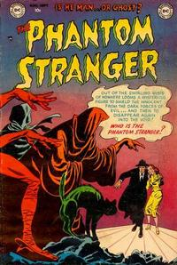 Cover Thumbnail for The Phantom Stranger (DC, 1952 series) #1