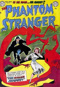 Cover Thumbnail for The Phantom Stranger (DC, 1952 series) #2