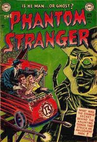 Cover Thumbnail for The Phantom Stranger (DC, 1952 series) #5