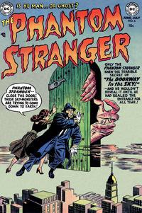 Cover Thumbnail for The Phantom Stranger (DC, 1952 series) #6