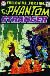 Cover Thumbnail for The Phantom Stranger (DC, 1969 series) #1