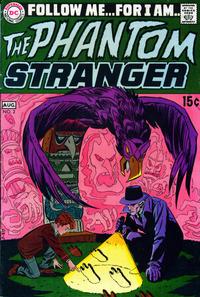 Cover Thumbnail for The Phantom Stranger (DC, 1969 series) #2