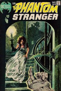 Cover Thumbnail for The Phantom Stranger (DC, 1969 series) #10