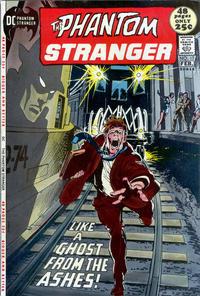 Cover Thumbnail for The Phantom Stranger (DC, 1969 series) #17