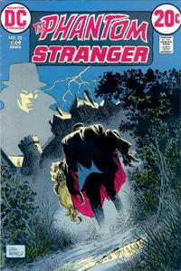 Cover Thumbnail for The Phantom Stranger (DC, 1969 series) #22