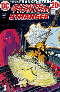 Cover Thumbnail for The Phantom Stranger (DC, 1969 series) #23