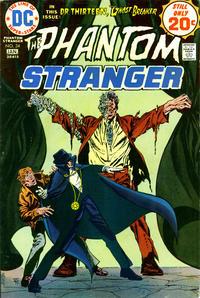 Cover Thumbnail for The Phantom Stranger (DC, 1969 series) #34