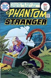 Cover Thumbnail for The Phantom Stranger (DC, 1969 series) #36