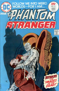Cover Thumbnail for The Phantom Stranger (DC, 1969 series) #37