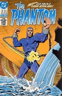 Cover Thumbnail for The Phantom (DC, 1988 series) #3