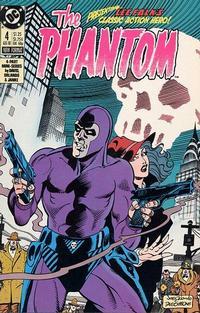 Cover Thumbnail for The Phantom (DC, 1988 series) #4