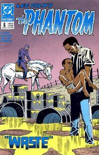 Cover Thumbnail for The Phantom (DC, 1989 series) #6