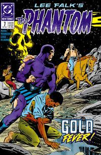 Cover Thumbnail for The Phantom (DC, 1989 series) #7