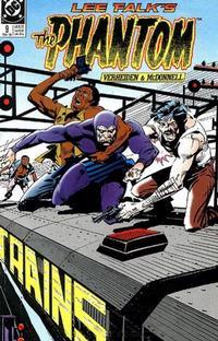 Cover Thumbnail for The Phantom (DC, 1989 series) #9