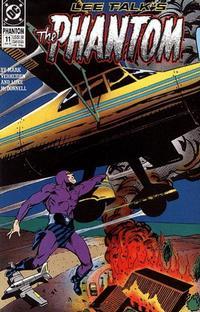 Cover Thumbnail for The Phantom (DC, 1989 series) #11