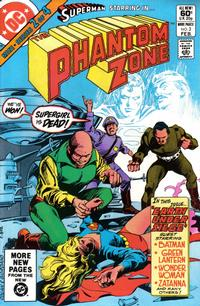 Cover Thumbnail for The Phantom Zone (DC, 1982 series) #2 [Direct]