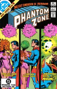 Cover Thumbnail for The Phantom Zone (DC, 1982 series) #3 [Direct]