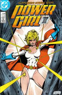 Cover Thumbnail for Power Girl (DC, 1988 series) #1