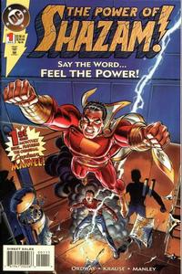 Cover Thumbnail for The Power of SHAZAM! (DC, 1995 series) #1 [Direct Sales]