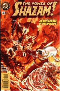 Cover Thumbnail for The Power of SHAZAM! (DC, 1995 series) #2 [Direct Sales]