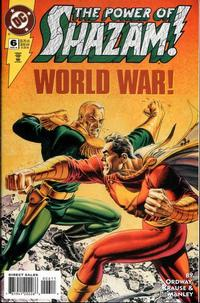 Cover Thumbnail for The Power of SHAZAM! (DC, 1995 series) #6 [Direct Sales]