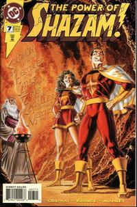 Cover Thumbnail for The Power of SHAZAM! (DC, 1995 series) #7 [Direct Sales]