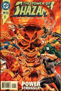 Cover Thumbnail for The Power of SHAZAM! (DC, 1995 series) #9 [Direct Sales]