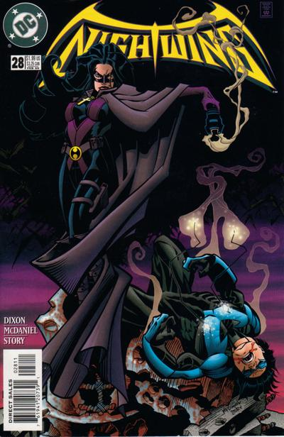 Cover for Nightwing (DC, 1996 series) #28