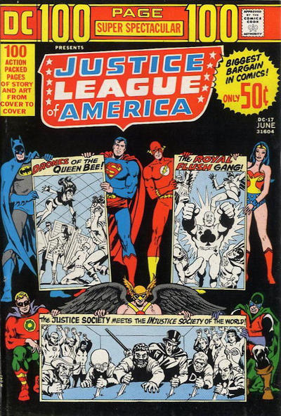 Cover for 100-Page Super Spectacular (DC, 1973 series) #DC-17