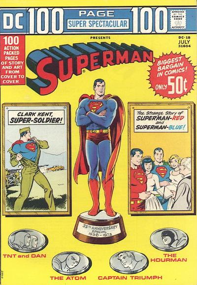 Cover for 100-Page Super Spectacular (DC, 1973 series) #DC-18
