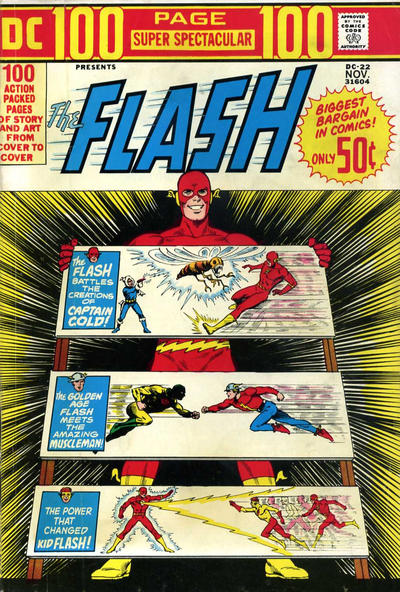 Cover for 100-Page Super Spectacular (DC, 1973 series) #DC-22