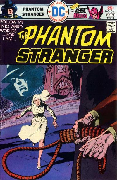 Cover for The Phantom Stranger (DC, 1969 series) #38