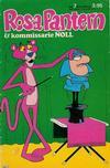 Cover for Rosa Pantern (Semic, 1973 series) #7/1979