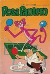 Cover for Rosa Pantern (Semic, 1973 series) #7/1980