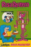 Cover for Rosa Pantern (Semic, 1973 series) #5/1981