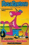 Cover for Rosa Pantern (Semic, 1973 series) #1/1982