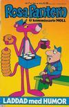 Cover for Rosa Pantern (Semic, 1973 series) #7/1982