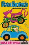 Cover for Rosa Pantern (Semic, 1973 series) #2/1983