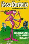 Cover for Rosa Pantern (Semic, 1973 series) #7/1983