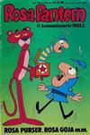 Cover for Rosa Pantern (Semic, 1973 series) #10/1983