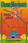 Cover for Rosa Pantern (Semic, 1973 series) #6/1984