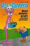 Cover for Rosa Pantern (Semic, 1973 series) #7/1985