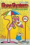 Cover for Rosa Pantern (Semic, 1973 series) #3/1986