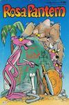 Cover for Rosa Pantern (Semic, 1973 series) #4/1986