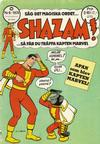 Cover for Shazam! (Williams Förlags AB, 1974 series) #6/1974